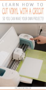 How To Cut Vinyl With A Cricut Machine: A Step By Step Guide