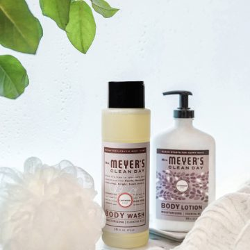 Pamper Yourself With FREE Mrs. Meyer's Products From Grove Collaborative!