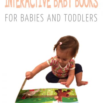 The Best Interactive Baby Books: 8 Fun Stories Your Baby & Toddler Will Love