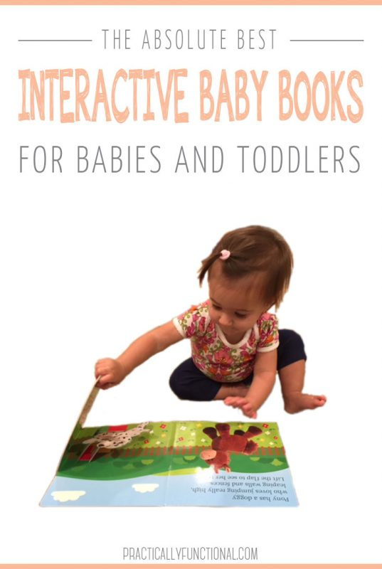 The Best Interactive Baby Books - 8 Fun Stories Your Baby & Toddler Will Love