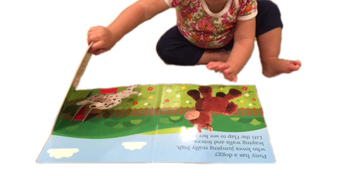 The Best Interactive Baby Books: 8 Fun Stories Your Baby