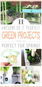 All Things Green: 11 Creative Green Ideas!