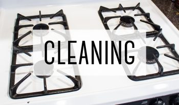 cleaning tips from Practically Functional