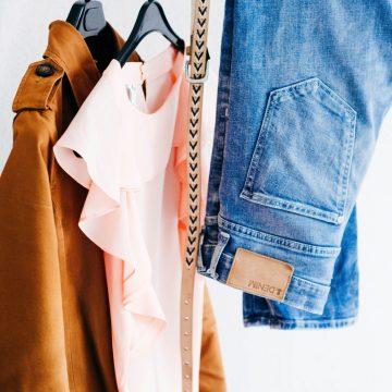 The 40 Hanger Closet Organization System