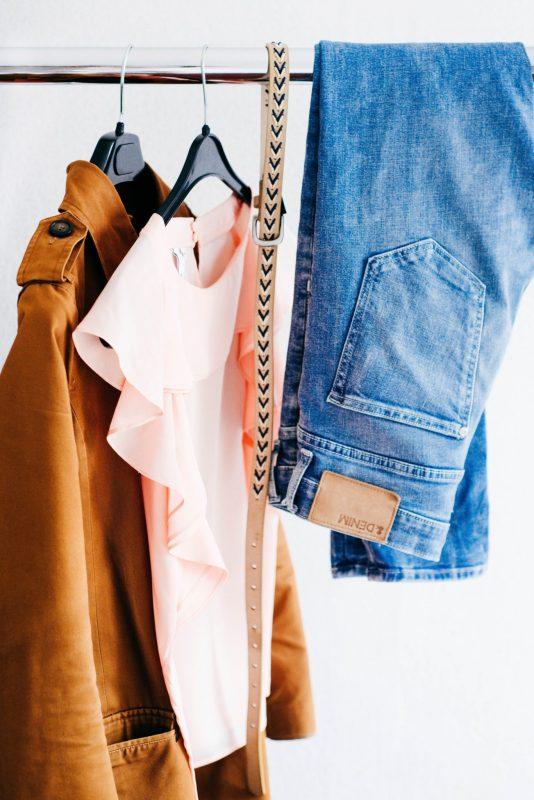 40 Hanger Closet Organization System