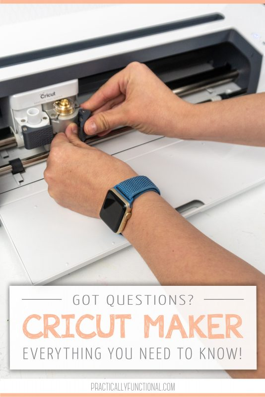 Cricut maker everything you need to know before buying title