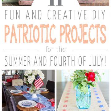 11 diy patriotic project ideas