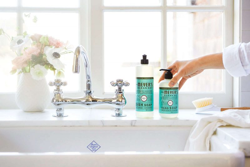 Get ready for summer with free mrs. meyers cleaning products from grove collaborative practically functional 11