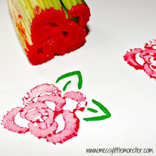 How to make a celery rose and 23 other fun summer activities for toddlers