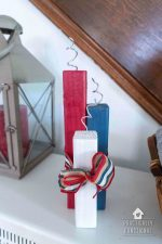 Super Easy DIY Wooden Firecrackers For The 4th Of July!