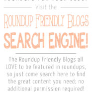 Roundup friendly blogs search engine