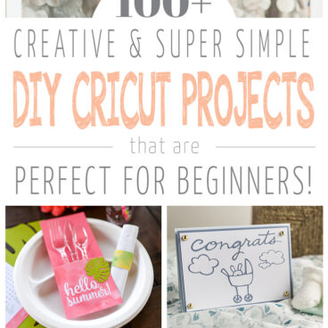 What kinds of crafts diy projects can i make with my cricut machine