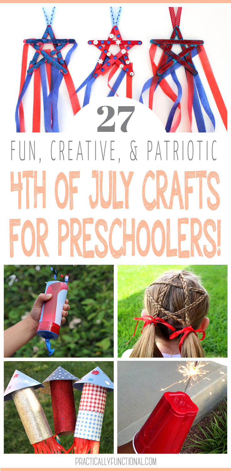 27 creative 4th of july crafts for preschoolers