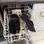Best way to wash a hat in the dishwasher