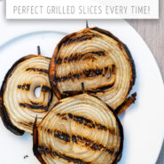 Learn how to grill onions