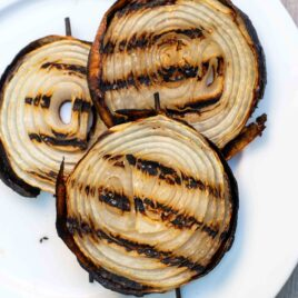 Learn the best way to grill onions