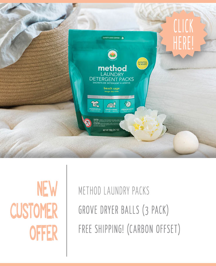 Make your laundry routine better with free method laundry detergent and dryer balls practically functional 15