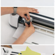 All about the cricut scoring wheel and how to use it with the cricut maker