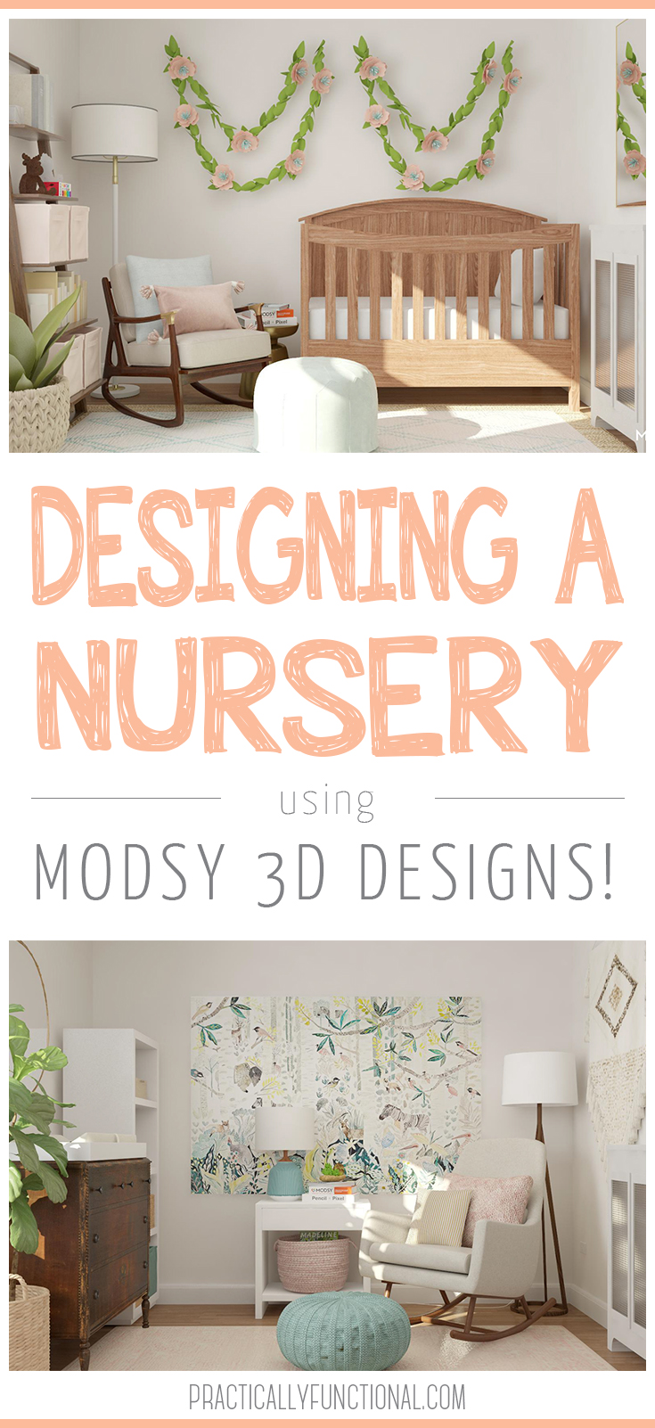 Designing a nursery with modsy my favorite room design tool
