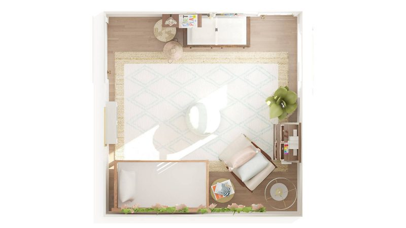 Designing a nursery with modsy my favorite room design tool after 2