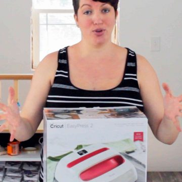 Cricut EasyPress 2: Unboxing & Introduction