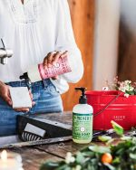 FREE Mrs. Meyer's Orange Clove, Peppermint, & Pine Holiday Cleaning Products!