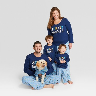 Hanukkah family pajamas and 19 other matching family Christmas pajamas that are warm, comfy, and totally budget-friendly!