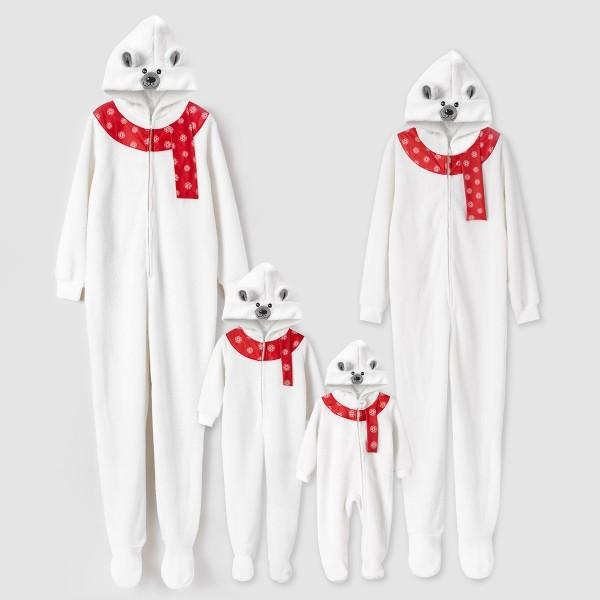 Mr. bear family matching pajamas and 19 other matching family Christmas pajamas that are warm, comfy, and totally budget-friendly!