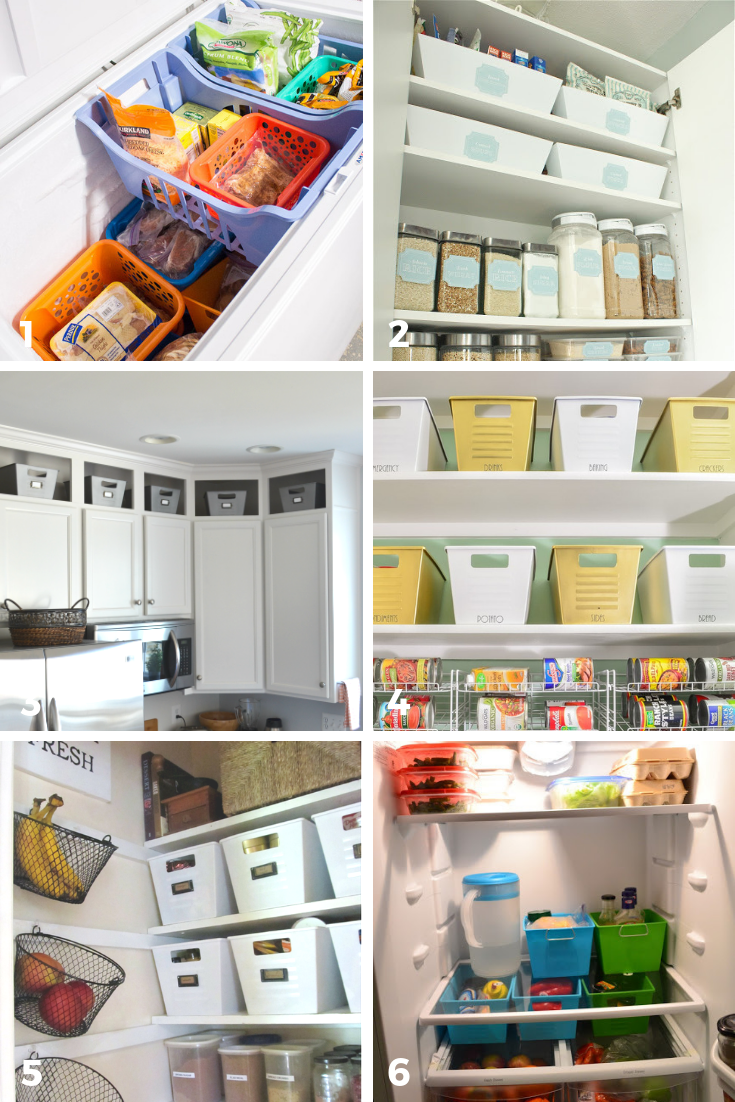 65 ways to organize using dollar tree storage bins kitchen