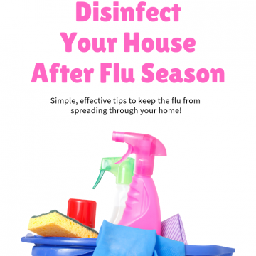 9 Ways To Disinfect Your House After Flu Season