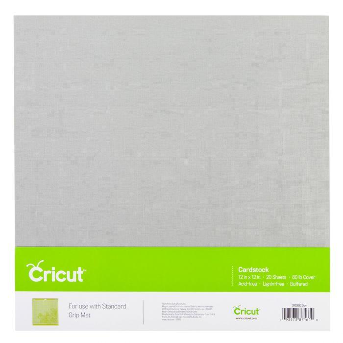Cricut 12x12 cardstock