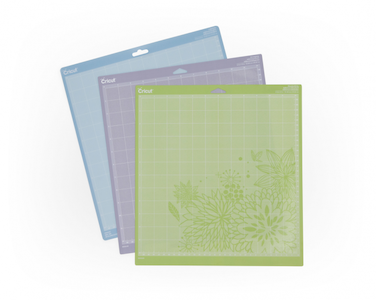 "Cricut Machine Cutting Mats Variety Pack, 12"" x 12"""