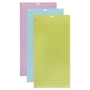 "Cricut Machine Cutting Mats Variety Pack, 12"" x 24"""