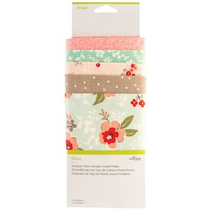 Designer fabric sampler sweet prairie