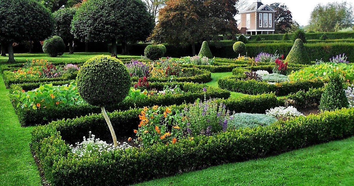 Create An English Cottage Garden In Your Backyard