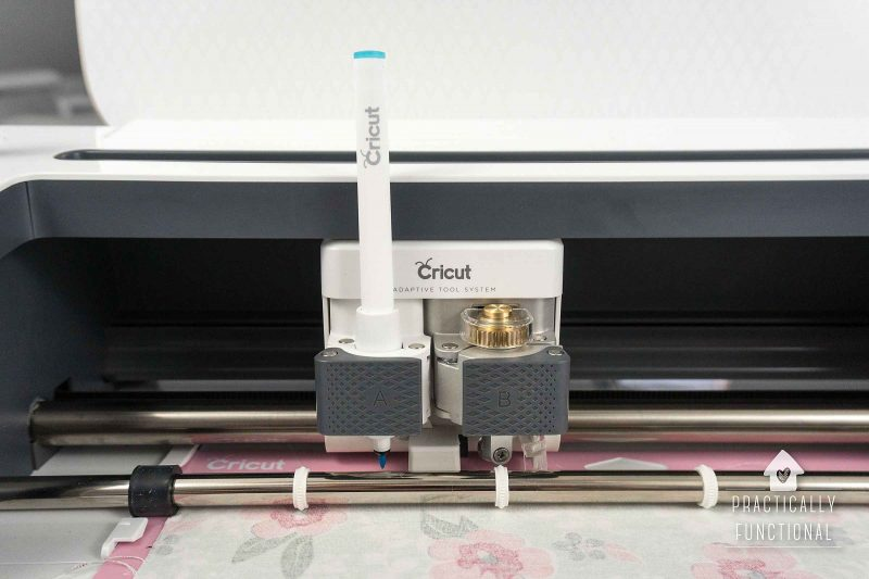 How to cut fabric on a cricut maker