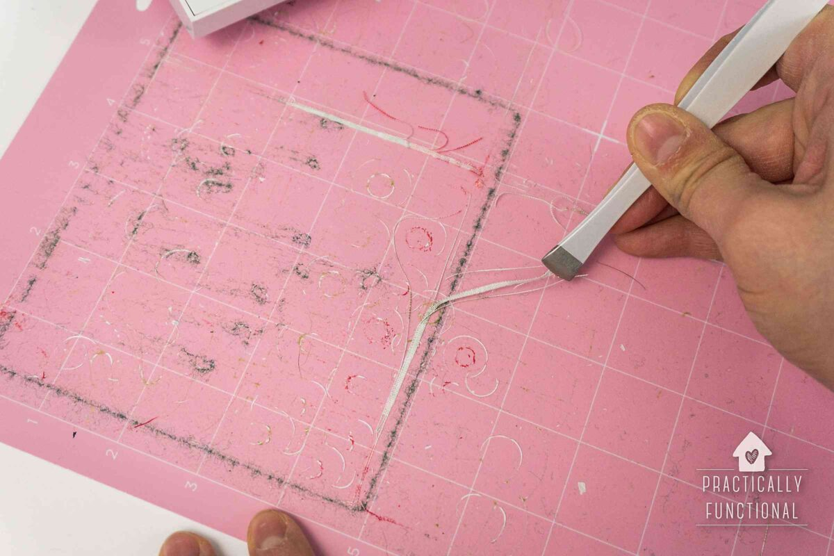 How to cut fabric with a cricut maker practically functional 8