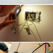 Learn how to install a programmable wall switch timer