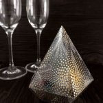 How to make clear party favor boxes with a cricut maker and foil acetate