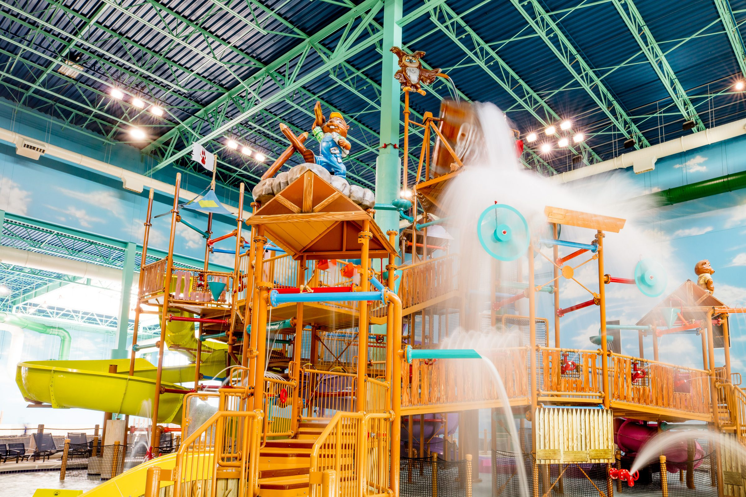 Great Wolf Lodge Is Not For The Faint Of Heart (But It's Worth It!)