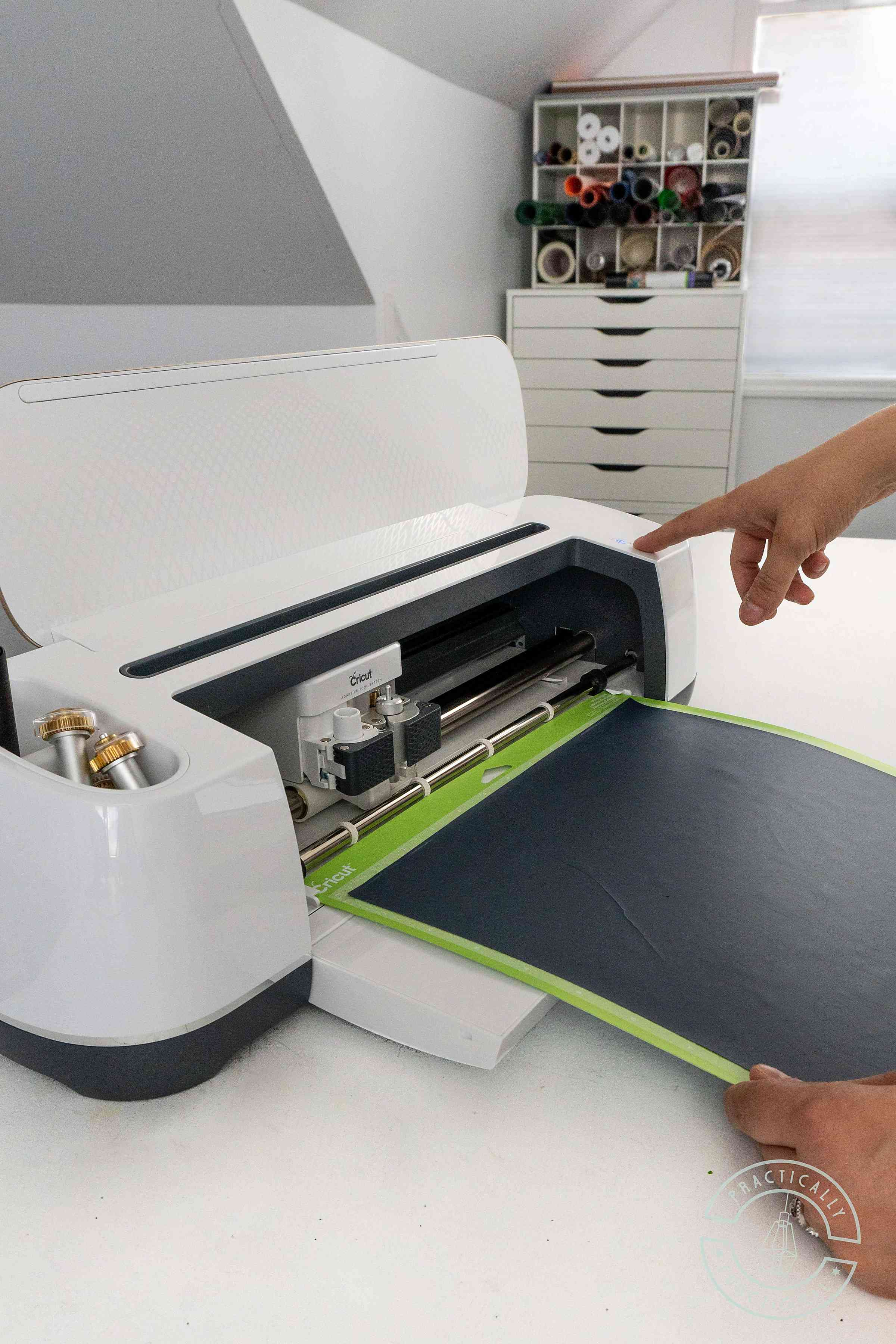 How to use a cricut machine