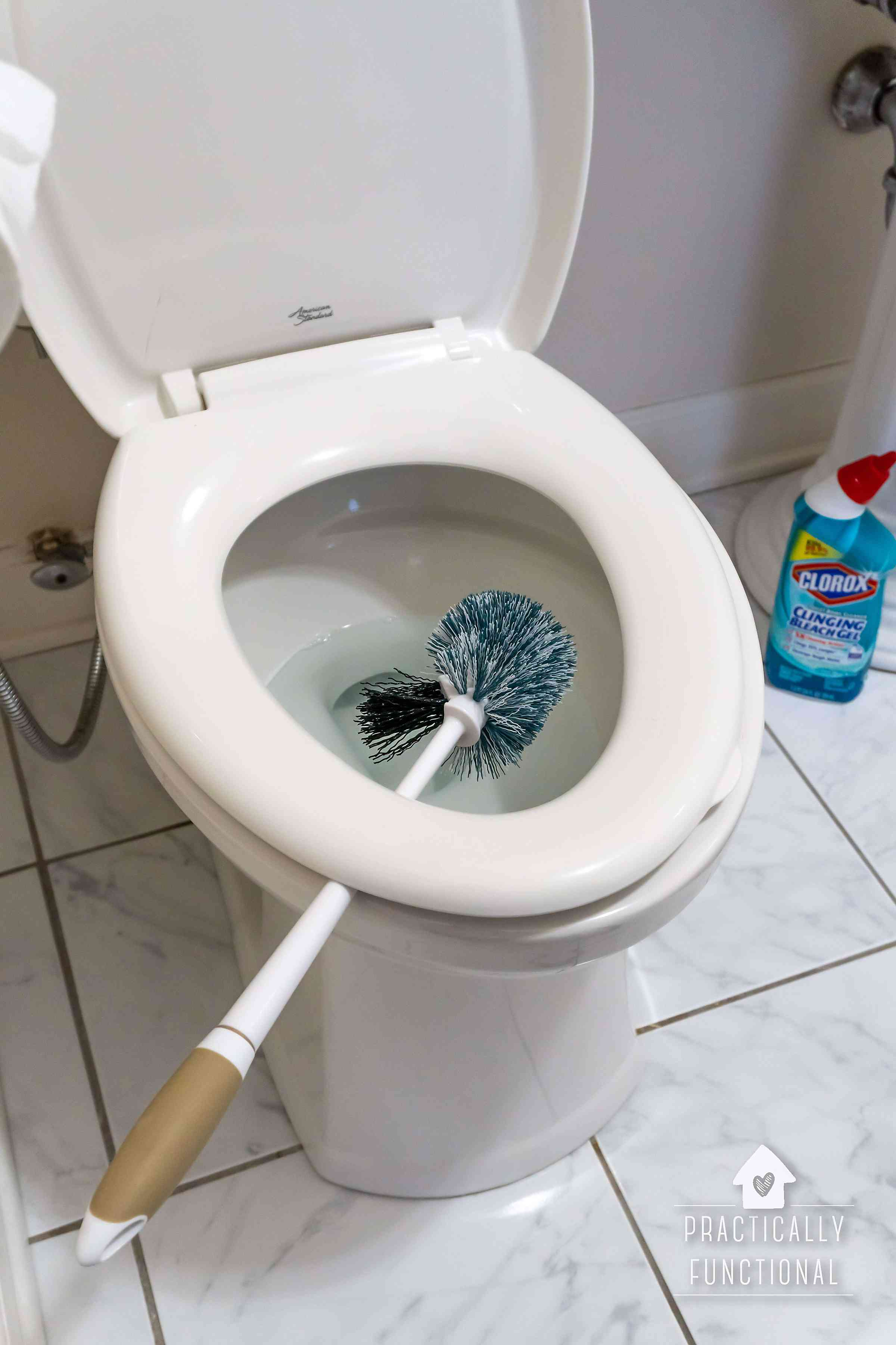 Deep Clean Your Bathroom With These 10 Simple Hacks