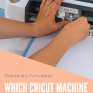 What Is The Best Cricut Machine To Buy 2019