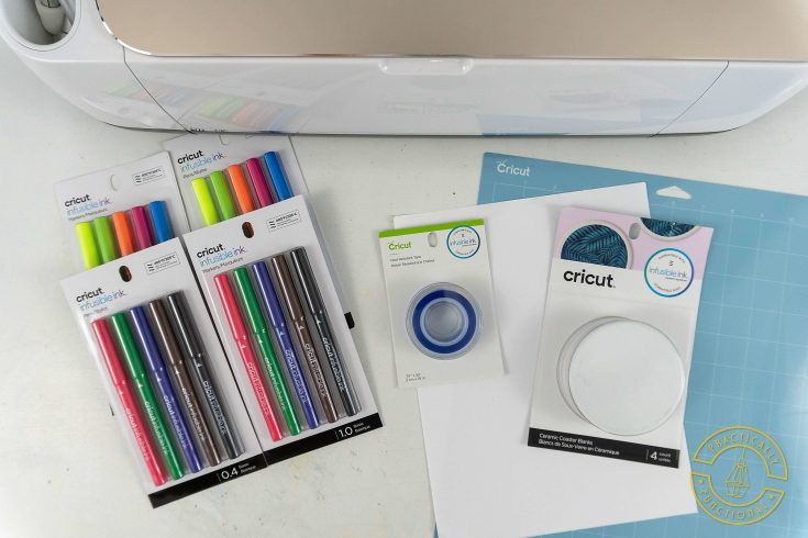 Excited about Cricut's new Infusible Ink products? This article has everything you need to know about using Cricut Infusible Ink pens and markers!