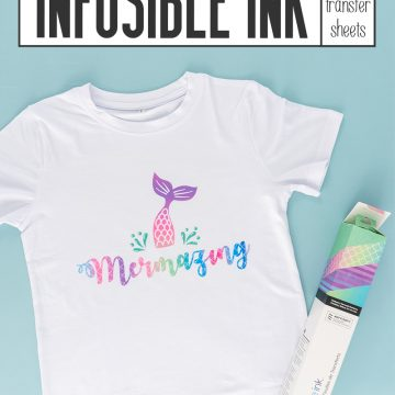 Everything you need to know about using cricut infusible ink transfer sheets