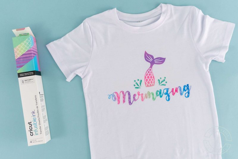 Everything you need to know about using cricut infusible ink transfer sheets to make projects