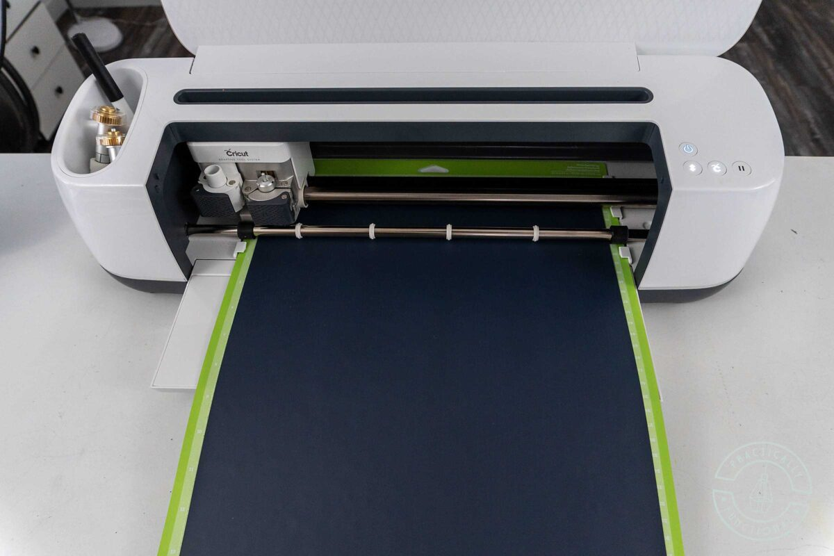 How to cut heat transfer iron on vinyl with a cricut cutting machine