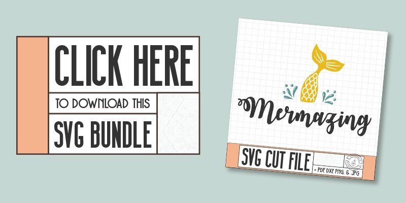 Mermazing svg file download button