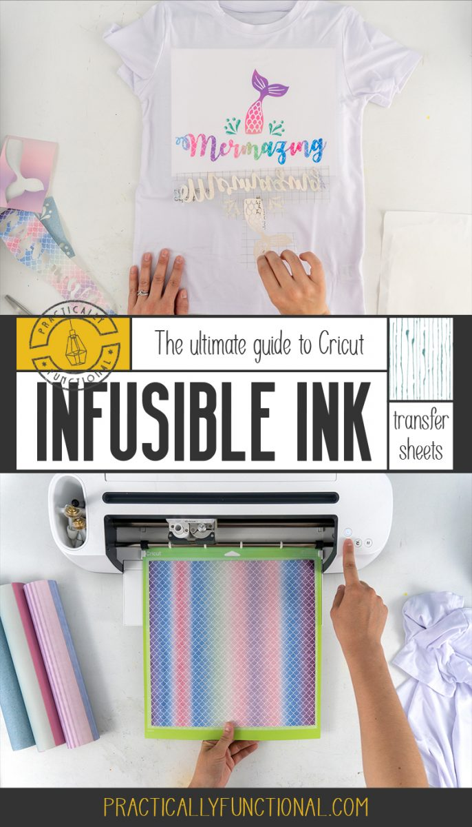 The ultimate guide to using cricut infusible ink transfer sheets