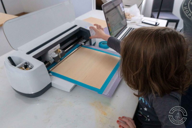 5 reasons i love my cricut maker reason 5 simple enough for a toddler precise enough for a professional